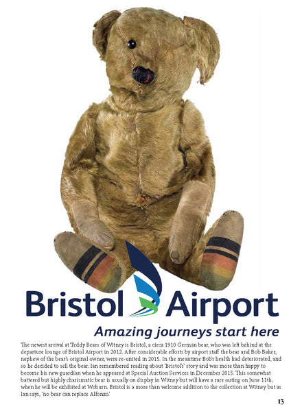 Bristol - The story of a lost bear