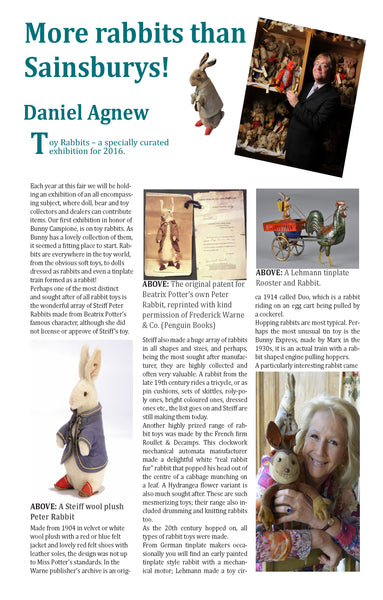 Daniel Agnew - More Rabbits Than Sainsbury's