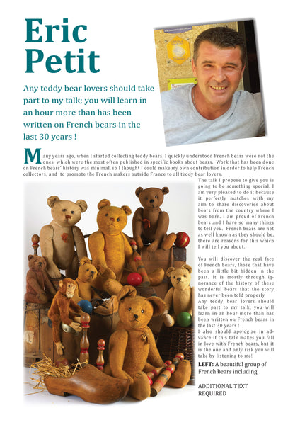 French Bears - Eric Petit