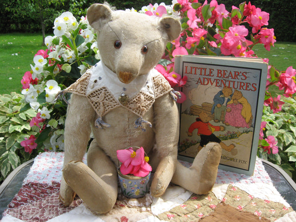 Sue Howard. Antique Bear Collector