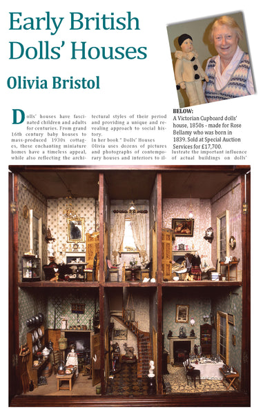Early British Dolls' Houses - Olivia Bristol