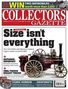 General. Collectors Gazette