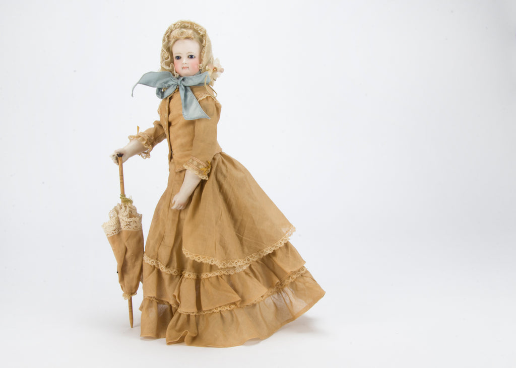 1 London International Antique Doll, Teddybear and Toy Fair Online Show.