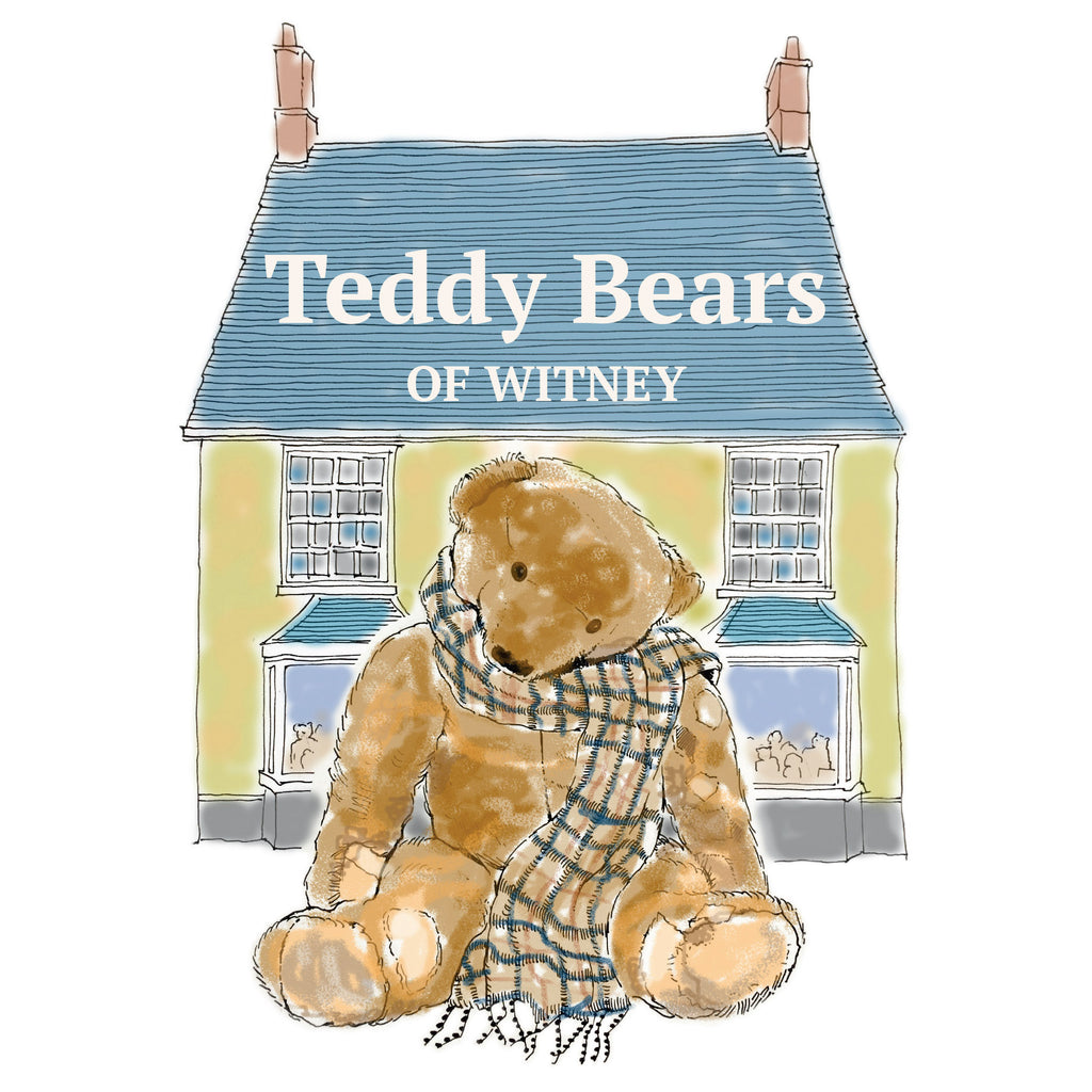 18 GB Ian Pout Teddy Bears of Witney