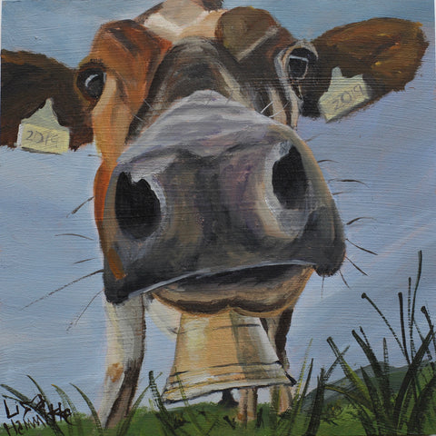 Why Do I Paint Cows
