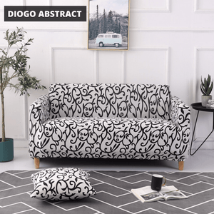 CharmCover™ Geometric/Abstract Premium Sofa Cover - charmcover