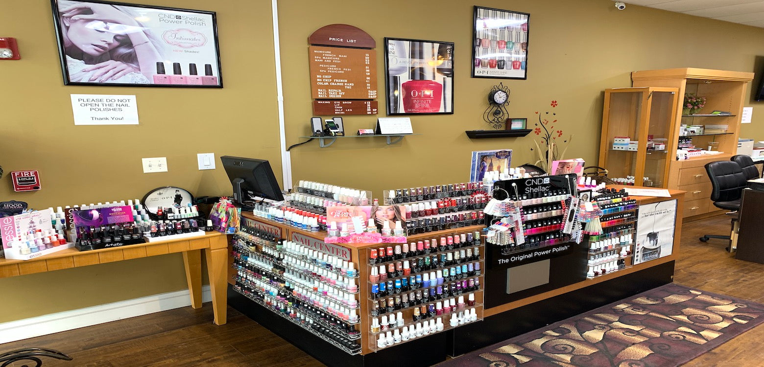 Pink Nails Salon Round Lake Beach Enjoy High Quality Nail Services