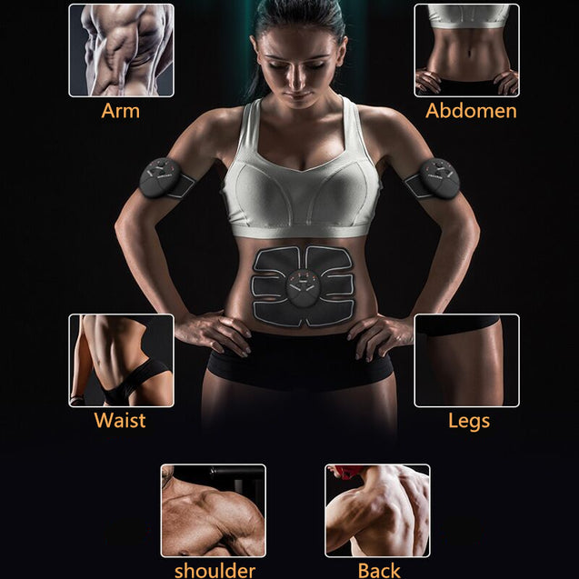 Abs Stimulator Muscle Toner - fit-mecca.com