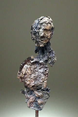 Eamonn Higgins, Once it Mattered, sculpture, 11 x 40 x 10 (depth) cm