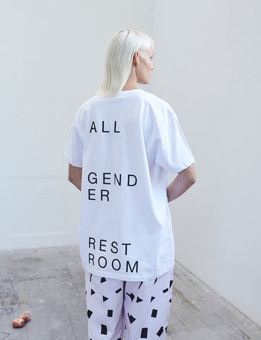 All Gender Restroom T - Shirt