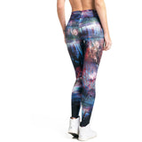 PRINTED FRUFRU FUSO LEGGINGS