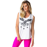 TANK TOP 215 FREEDOM WHITE