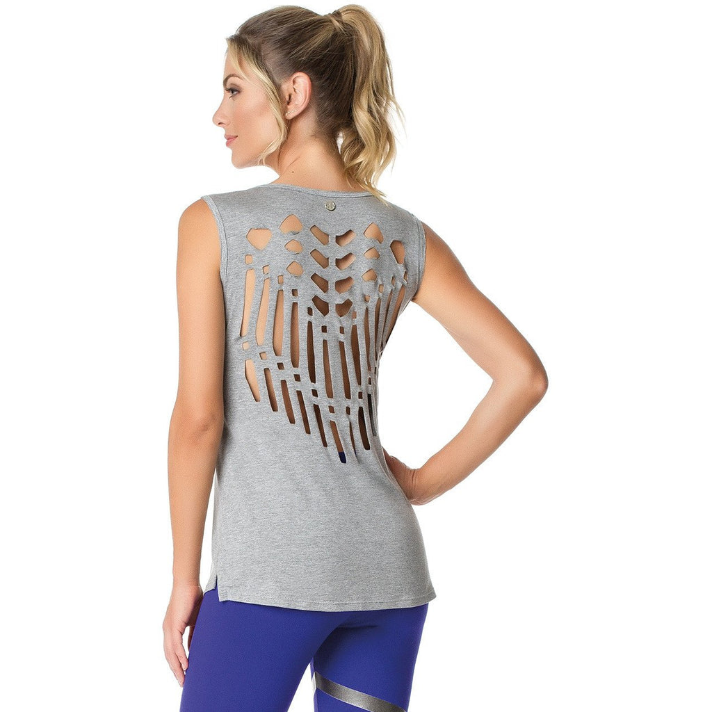 TANK TOP 251 QUEEN GREY