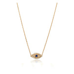 Jodie- Evil Eye Necklace