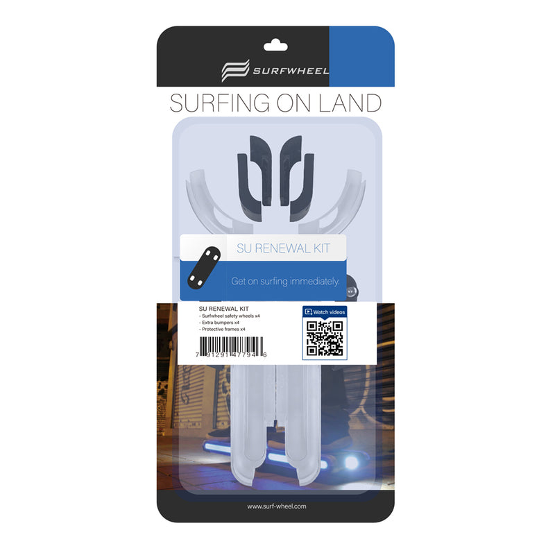 Surfwheel Helmet (EPS) & Key Chain