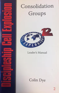Consolidation Groups: Leader's Manual