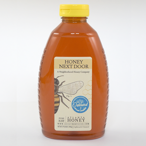 2 lbs. Pure Raw Atlanta Honey