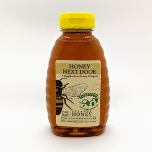 Pure Raw Sourwood Honey