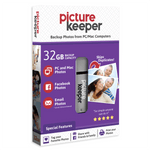 Picture Keeper - Photo Backup for Mac/PC Computer 32GB