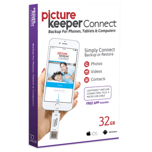 Picture Keeper Connect for iPhone / iPad