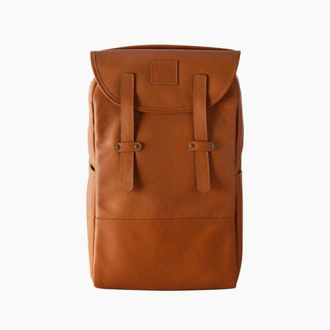 Carlo Backpack in Tan - Beatnik & Sons