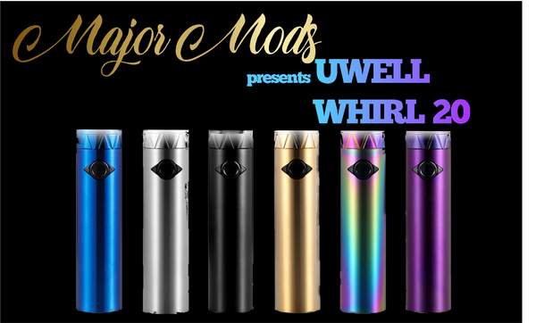 UWELL Whirl 20 Starter 700mAh | Major Mods