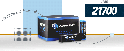 Advken - 21700 Battery | Major Vapour