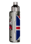 Voopoo Drag X Silver Knight - Major Mods