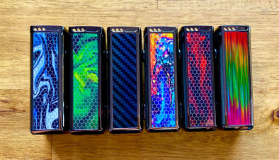 VOOPOO Vinci Mod Pod  | Major Mods