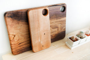 Helios Cheese Board | Beach Wood Beam - Crater Made Home