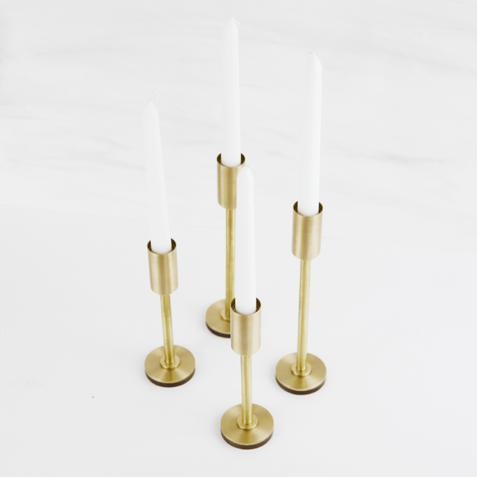 Aer Candle Holders - Crater Made Home