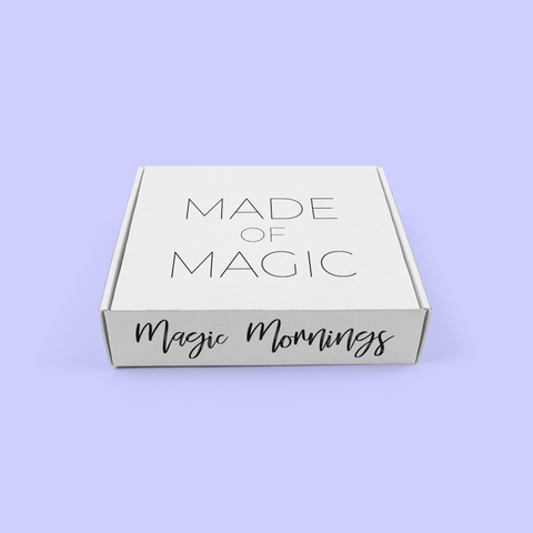 MAGIC MORNINGS: MANIFESTATION STARTER KIT BY STEPHANIE DAWN ELIZABETH