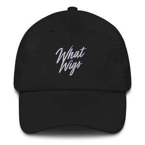 WhatWigs Dad hat