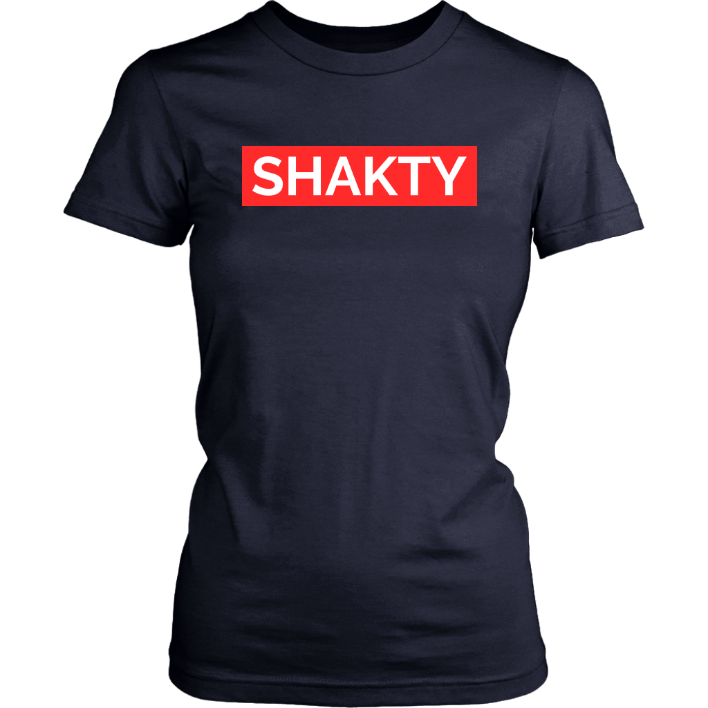 Yoga Fitness t-shirt and tank-top SHAKTY