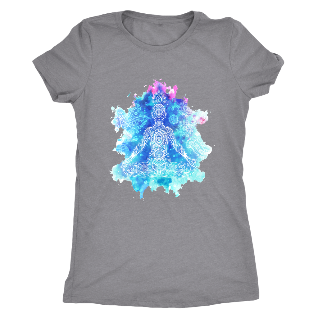 Inner love, light and peace yoga shirt and tank-top