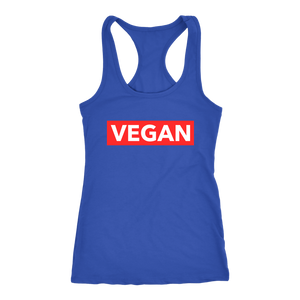 Vegan shirt and tank-top #Veganlife