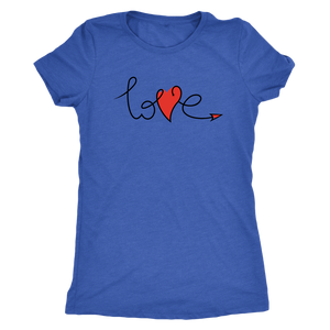 ByRamses Valentine's day LOVE t's and tanks