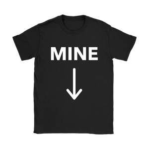 Make a stand, Leslie Jones MINE shirt Women's Rights favorite Tee SNL