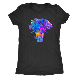 Yoga Elephant Mandala Shirt and Tank-top