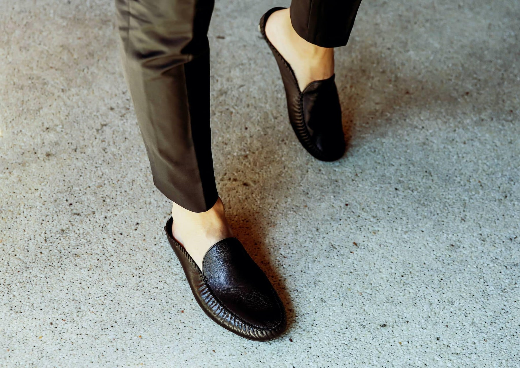 Best Occasions to Wear Leather Loafers - Burkley Case