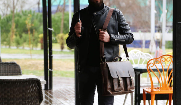 The Best Briefcases to Complete Your Power Outfit | Burkley Case
