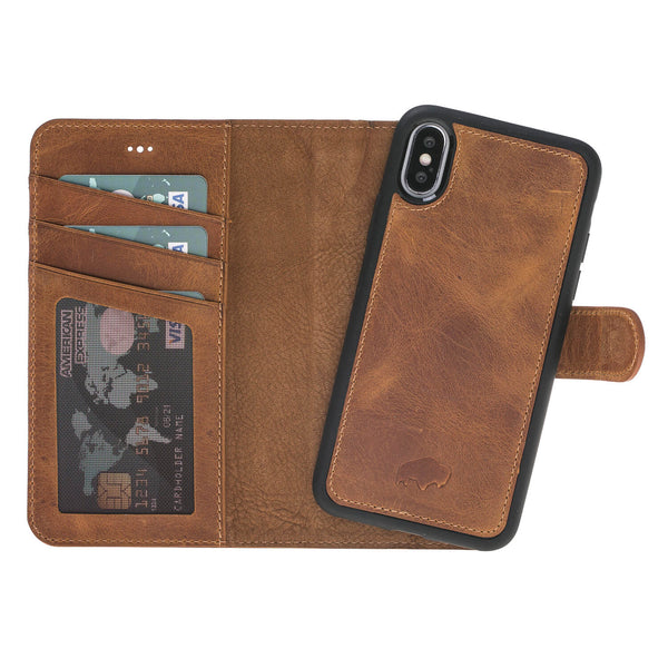 Carson Leather Wallet Case