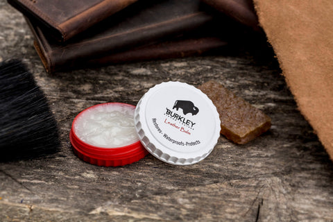 Burkley Case Leather Care Products
