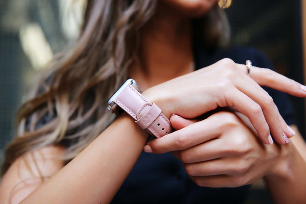 best leather apple watch band