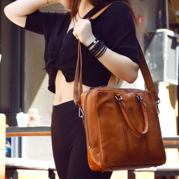 Why Every College Student Needs a Leather Bag — BlackBrook Case