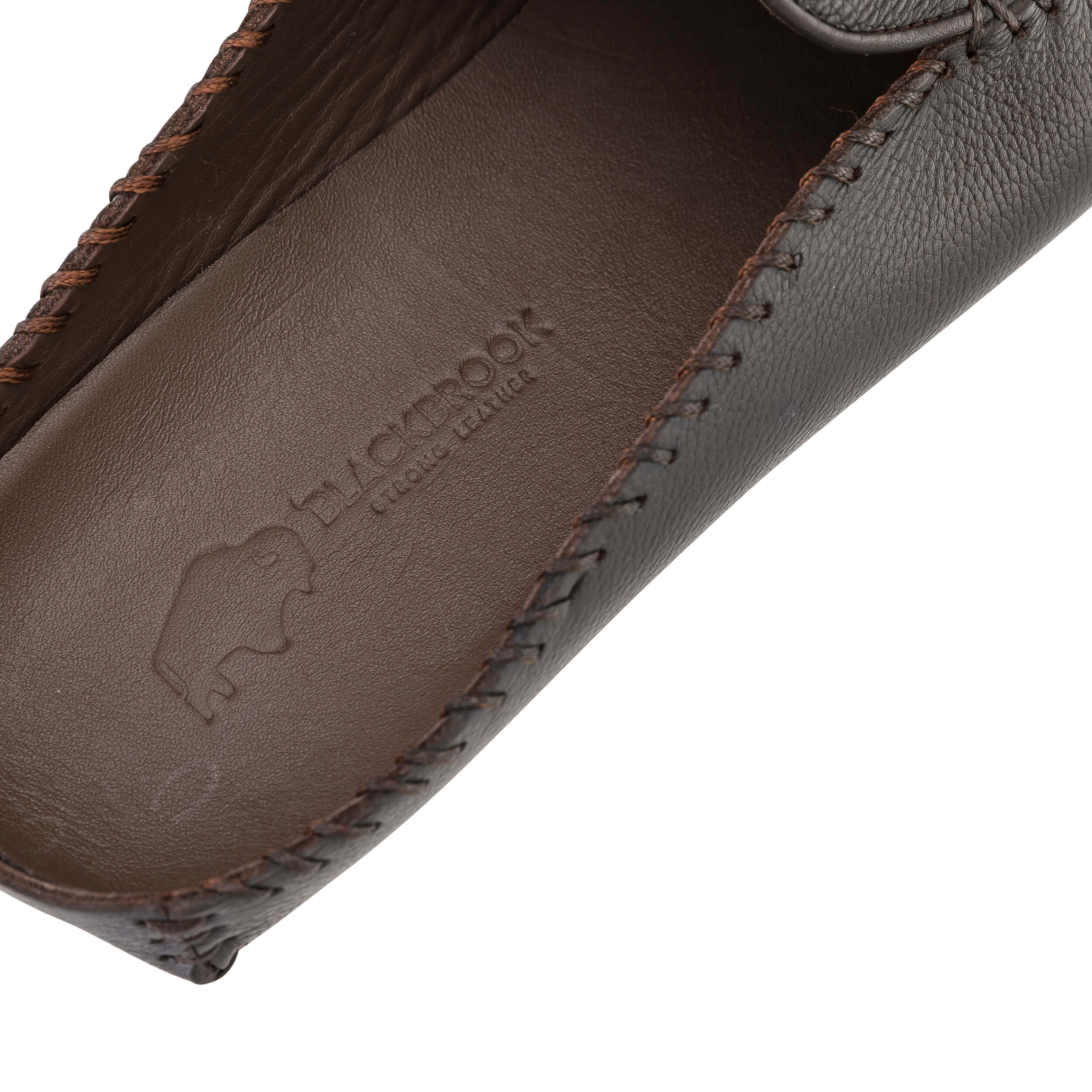 Barry Classic Leather Slip On Shoes