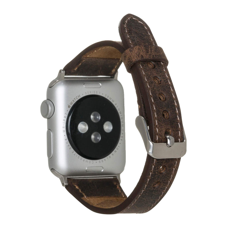 Slim Leather Band for Apple Watch 38mm / 40 mm
