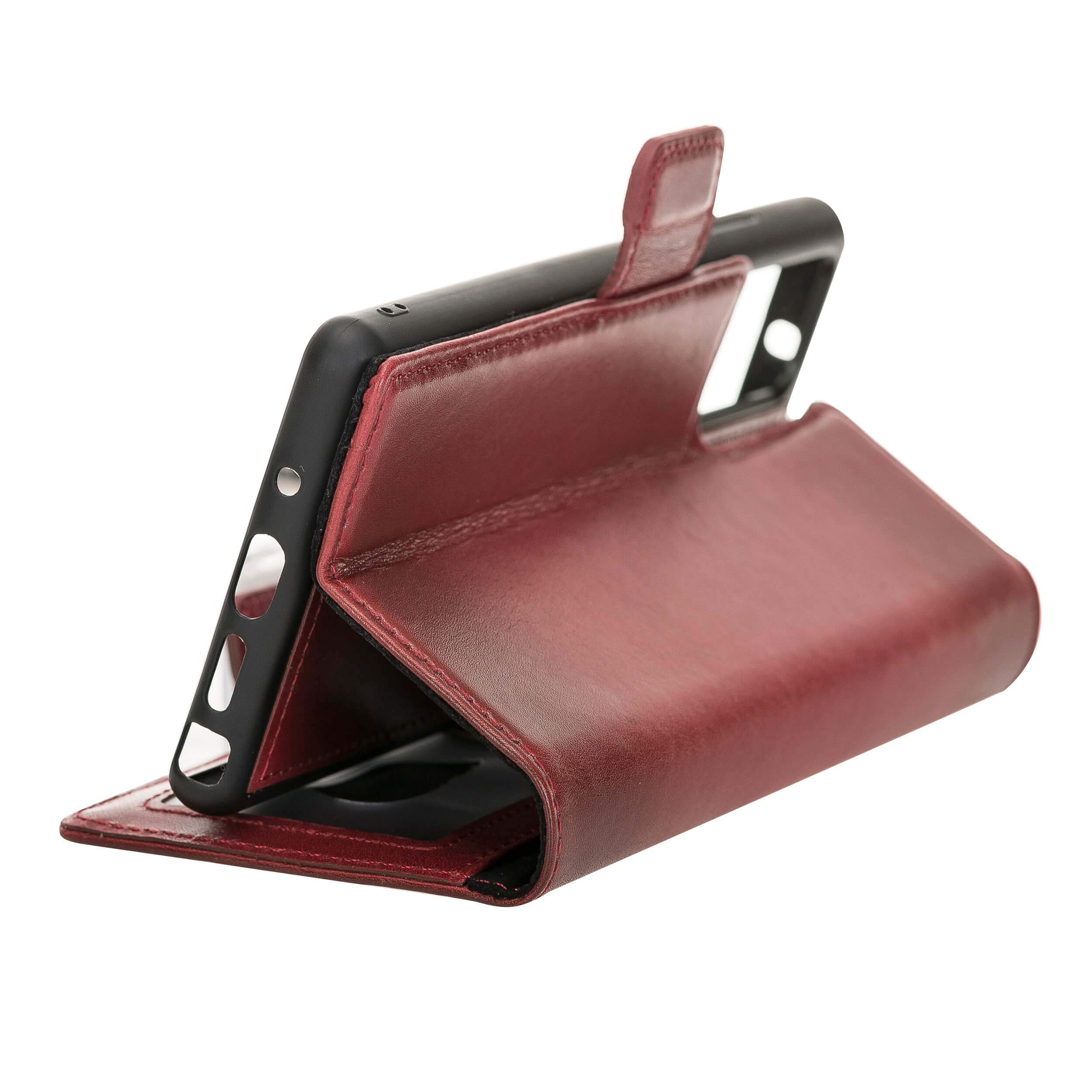Carson Magnetic Detachable Wallet Case for Samsung Galaxy NOTE20 5G