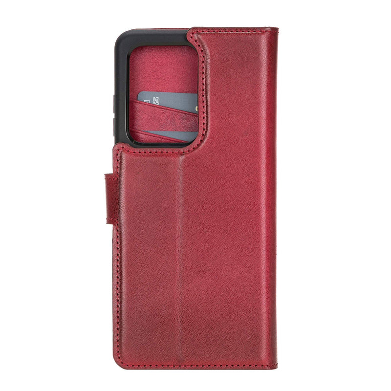 Carson Magnetic Detachable Wallet Case for Samsung Galaxy S20 ULTRA