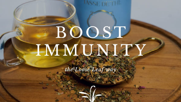 Know how teas boost immunity